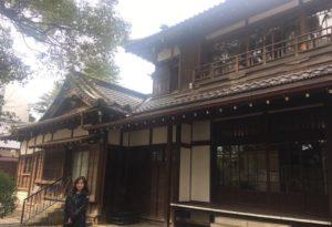 旧久邇宮邸御常御殿
