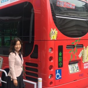 中央区コミュニティバス(江戸バス)